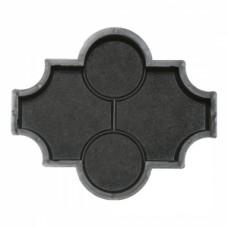 Molds The Clover (shagreen) 270х225х45 VSV Ukraine 1pc.