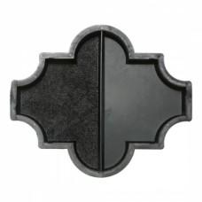 Molds The Clover (transverse halves) 2х134х225х45 VSV Ukraine 1pc.