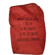 Iron oxide pigment Tongchem TS 130 (Red) China dry bag 25 kg