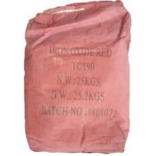 Iron oxide pigment Tongchem TS 190 (Burgundy) China dry bag 25 kg