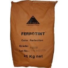 Non-organic Pigment FERROTINT F 6600 (Orange)