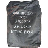 Iron oxide pigment Tongchem TS 723 (Black) China dry bag 25 kg