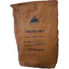 Non-organic Pigment FERROTINT F 8860 (Dark Brown)