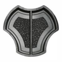 Molds of ROCCE symmetrical halves Ø 290х45 VSV Ukraine 1pc.