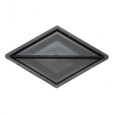Molds The Rhombus Longitudinal half 2*348×99×45 мм VSV Ukraine 1pc.