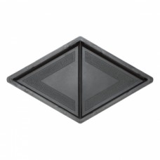 Molds The Rhombus half transverse 2×173×200×45 VSV Ukraine 1pc.