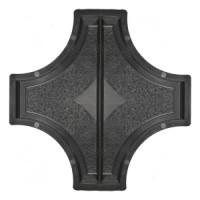 Molds RONDO big cross halves 2×325×160×45 VSV Ukraine 1pc.