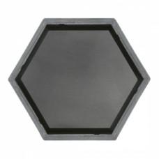 Molds The Hexagon (smooth) 205х178х45 VSV Ukraine 1pc.