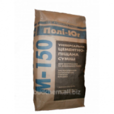 Universal cement-sand mixture M-150