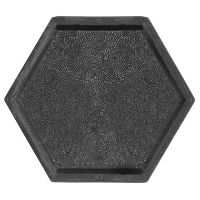 Molds The Hexagon (smooth, shagreen)